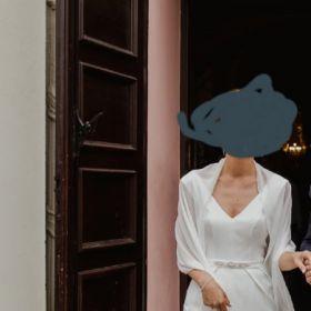 """Sprzedam suknię ślubną prawie jak """" otta Viola Piekut """""""