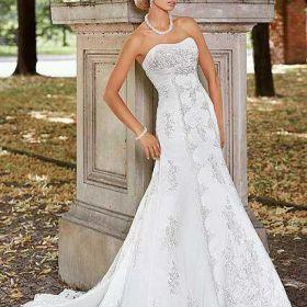 Suknia ślubna Almond