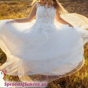Suknia ślubna rozmiar 38 Kolekcja 2020