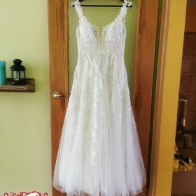 Suknia Ślubna Sincerity 44073