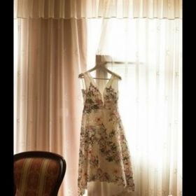 Sprzedam suknię ślubną w kwiaty 3D