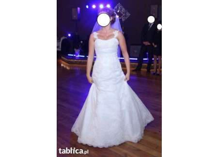 Suknia ślubna Jessica TANIO!!!