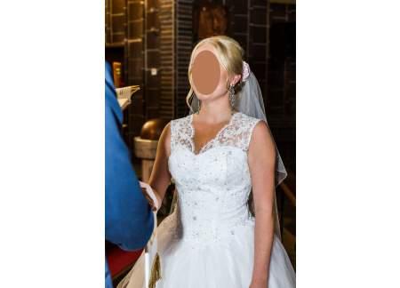 Suknia ślubna Princessa rozm. 38-40