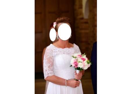 Suknia ślubna rozmiar 40-44