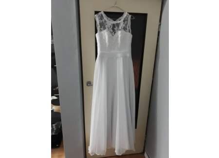Piękna suknia ślubna stan idealny