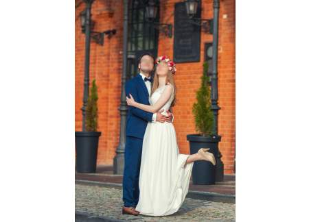 Suknia ślubna Annais Bridal z kolekcji By Ola La, moldel Elviretta