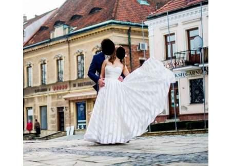 W Ultra Suknia ślubna IMPRESJA rozm. 36 (Rzeszów) AO13