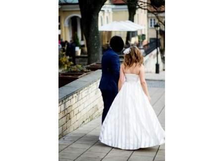 Ogromnie Suknia ślubna IMPRESJA rozm. 36 (Rzeszów) BM92