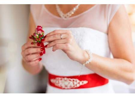 Suknia Ślubna Agnes Bridal 34/36