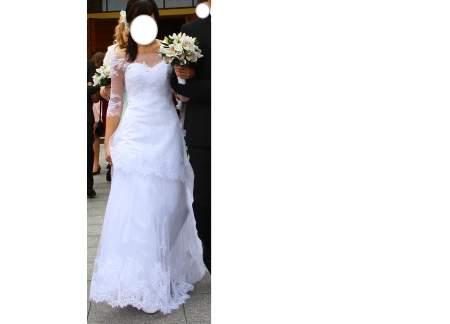 Suknia ślubna Nabla FAE - Oryginał !!!