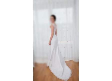 Suknia ślubna model Casilla