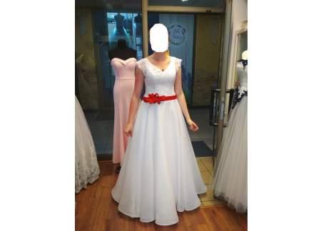 Suknia ślubna model z 2018