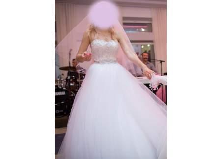Piękna suknia Justin Alexander 8724