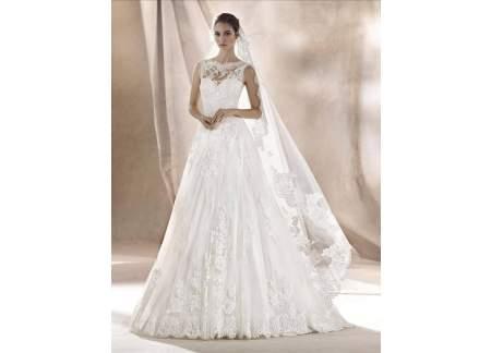 PIĘKNA Suknia ślubna White One, prosto z Barcelony!