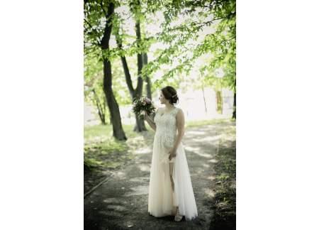suknia ślubna z kolekcji 2019 Afrodyta