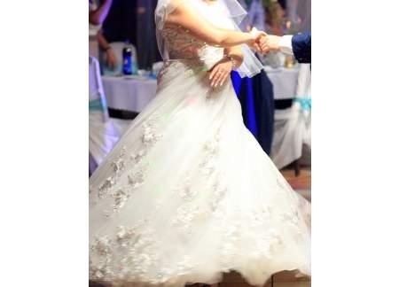 Bajkowa Suknia ślubna Natalie