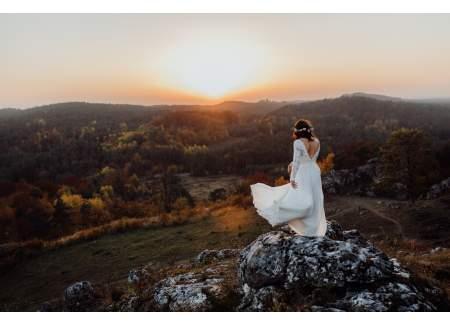 Suknia z kolekcji Mystic Bridal rozm. 36