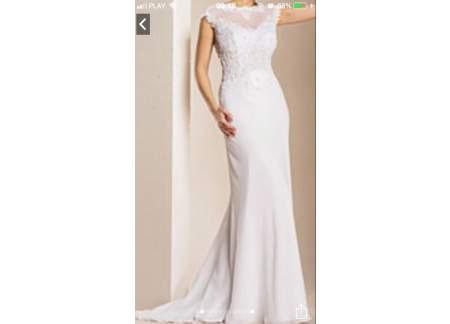 Suknia ślubna z najpiękniejszego dnia w życiu
