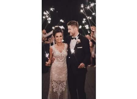 Suknia Ślubna Kolekcji Igar 2019
