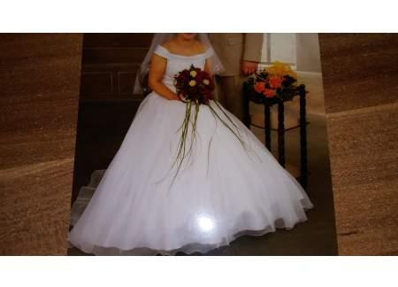Suknia ślubna 34-38