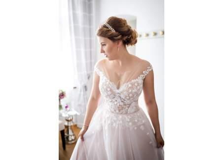 Sprzedam suknię ślubną Charlize firmy Gellena