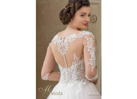 Suknia ślubna 36 38 MS Moda Alisa
