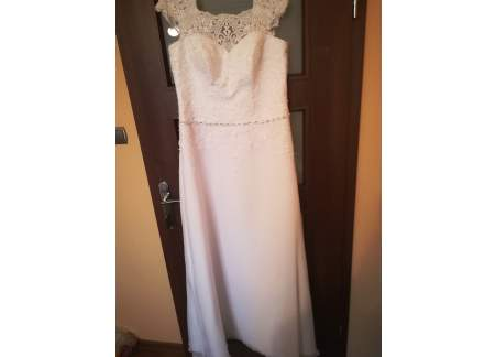 Suknia ślubna rozmiar 42 lub wiecej