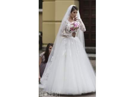 Suknia ślubna firmy Maggio Ramatti rozmiar 34