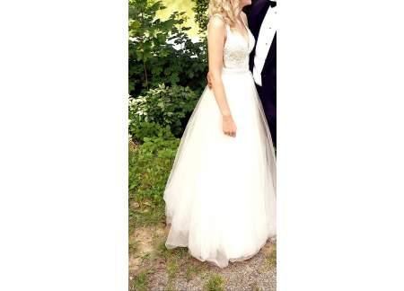 Suknia Ślubna Ivory szyta na miarę