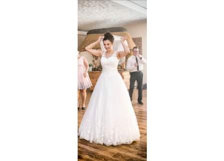 Suknia ślubna Emmi Mirage