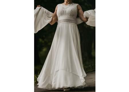 Koronkowa suknia ślubna Andrea