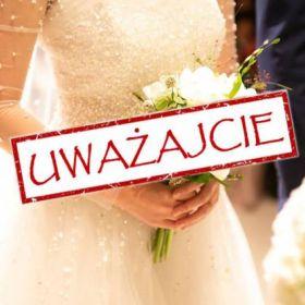 UWAGA!!! Kolejne próby oszustwa przy sprzedaży sukni ślubnych